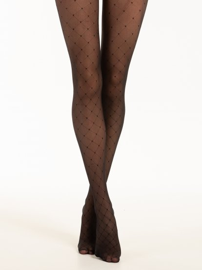 Rhombus tights