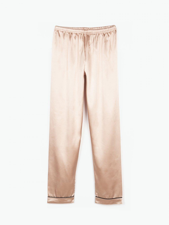 Satin pyjama bottom