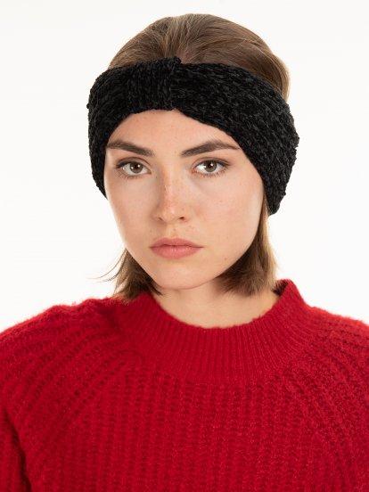 Chenille headband