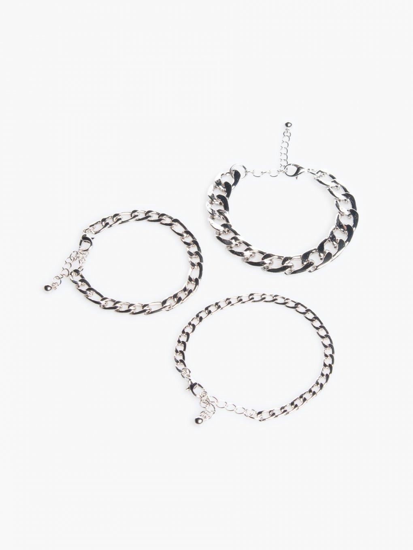 3-pack of bracelets