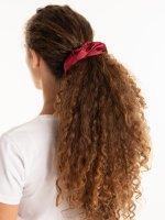 Saténová gumička do vlasov