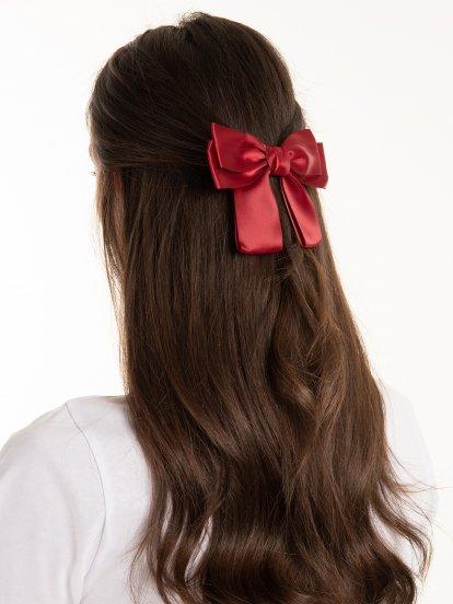 Bow hairgrip