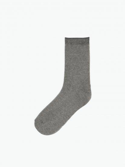 Sada dvoch párov pánskych ponožiek z bambusovej zmesi