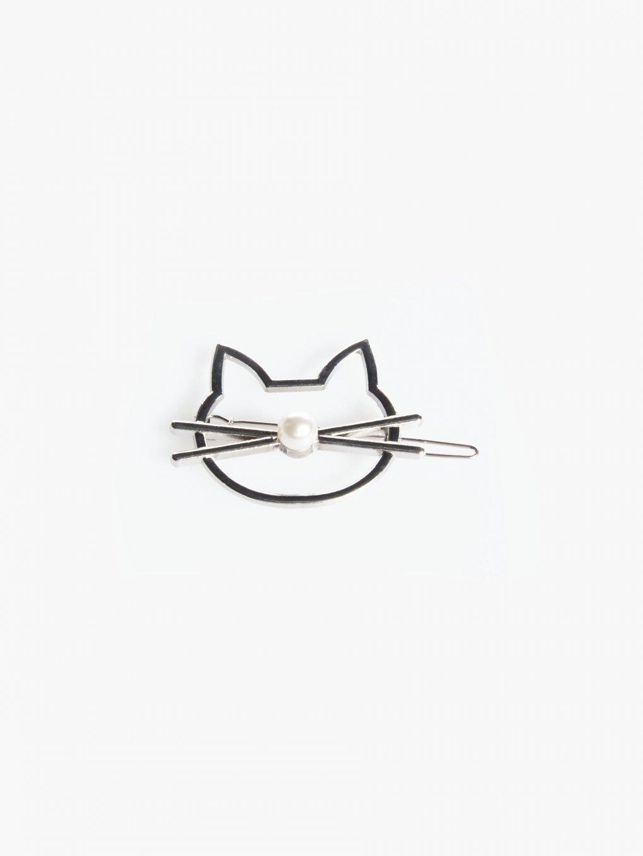 Sponka v tvare mačky