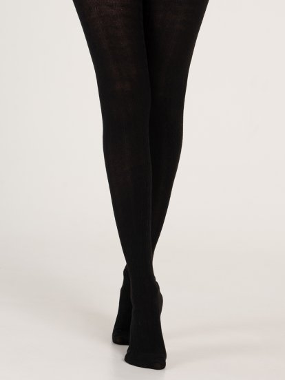 Structured tights
